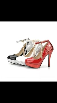 Wedding shoes for woman