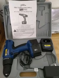 18V Drill Kit - NEW Aloha, 97006
