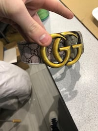 New Gucci belt for woman and it came with the box Ottawa, K1V 7R1