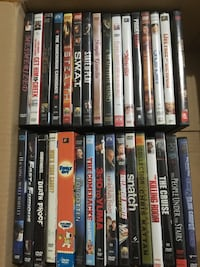 32 mixed lot of DVDs New York, 11226