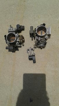 Throttle body for 2001 honda civic Riverside