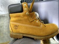Brand new Timberlands