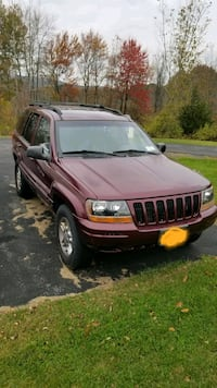 2000 Jeep Grand Cherokee Limited V8 Highland