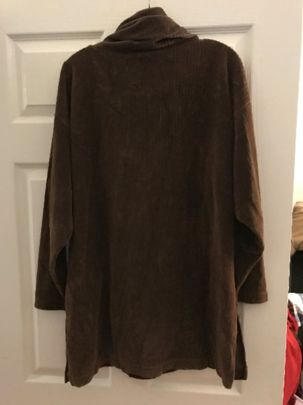 Liz Claiborne Cowl Neck Sweater  1