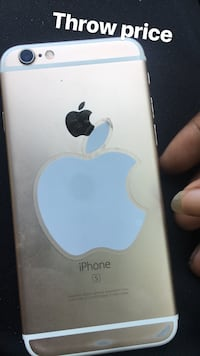 Silver iphone 6 Dallas, 75208