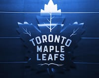 Toronto Maple Leafs Home Opener Vaughan, ON, Canada
