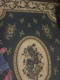 12X9 Area Rug. Great Shape, Very Large,.