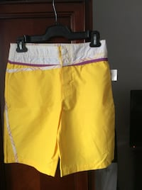 New girl shorts size 10-12 tag on