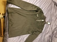 New with tags under armour cold gear reversible quarter zip