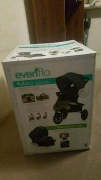 Brand New Evenflo Folio3 Stroll and Jog Car Seat and Stroller Toronto, M6M 5B7