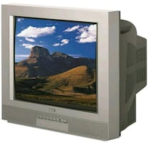 """Nice RCA 32"""" Digital Tube TV with Remote"""