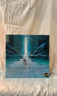 Mountians of Madness Board Game Orem, 84057