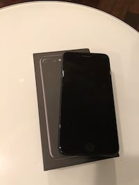 iPhone 7 Plus Zet Black 128 GB - AT&T/TeamMobile compatible. No Trades!!