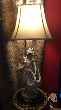 Vintage OK Collection Lamp Visalia, 93292