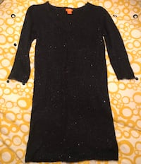 Navy long-sleeved dress Toronto, M8Y 3L7