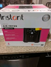 Brand new Air fryer for sell NO HAGGLING