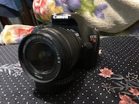 Canon t3 with kit lens 18-55mm brand new Toronto, M4A