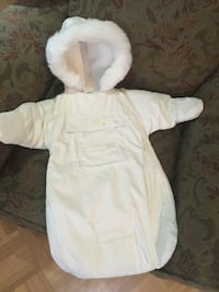 Oshkosh snow suit - Newborn/3 months