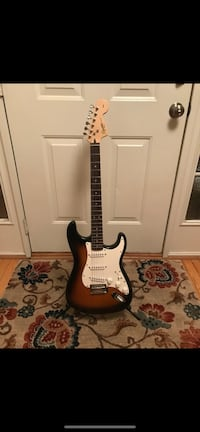 Squier Stratocaster Affinity Electric Guitar Negotiable/Trade Fairfax, 22033