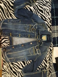 Abercrombie & Fitch Jean jacket Clemmons, 27012