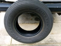 black auto tire with tire Bowie, 20716