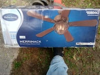 Merrimack ceiling fan new in box Columbia, 29203