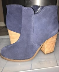 Jessica Simpson suede ankle booties  Myrtle Beach, 29579