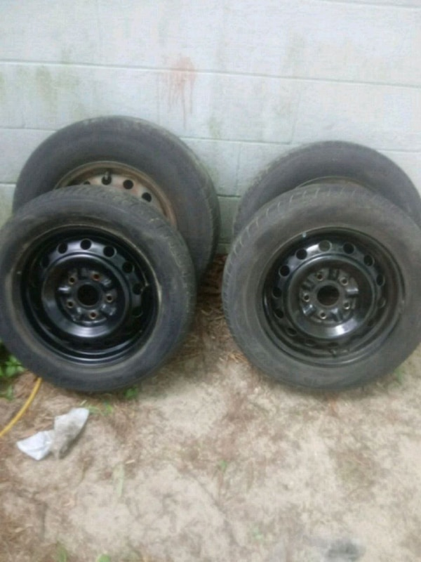 14 Inch Tires >> 14 Inch Tires And Rims For A Toyota Camry