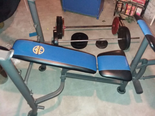 Marcy Multi Workout Bench