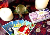 Tarot card crystal energy spiritual reading Oakland Park