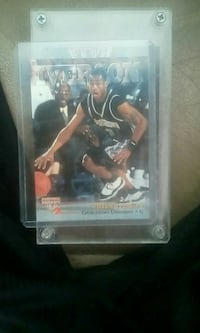 Allen Iverson trading card Egg Harbor Township, 08234