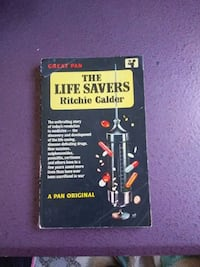 The Great Life Savers ( Ritchie Calder)
