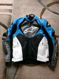 Alpinestars jaws leather jacket  Owings Mills, 21117