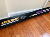 Mace Windu Force FX Lightsaber Collectible Columbia, 29203