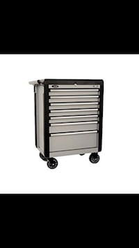 Luman rolling tool cart box cabinet with tools brand new Las Vegas, 89120