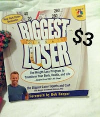 THe Biggest Loser book 251 mi