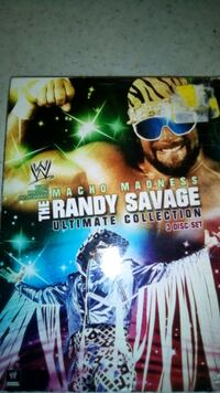Randy Savage, ultimate collection...hard to find Toronto, M5B 2G9