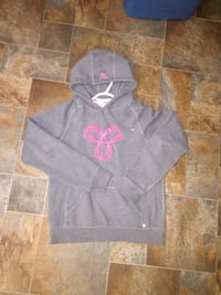 gray and pink pullover hoodie Winnipeg, R3G 1M5