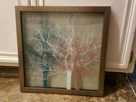 Tree Wall Art, Picture