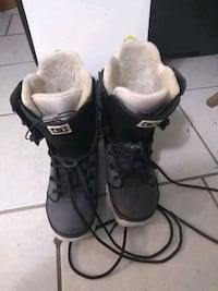DC snowboard boots  Burnaby, V5C 2G1