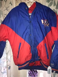blue and red zip-up jacket Augusta, 30909