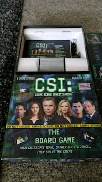 CSI: Board Game Alberta Beach, T0E 0A0