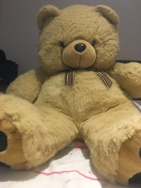 80cm tall Bear toy 蒙特利尔, H1V