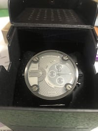 diesel watch black edition Pickering, L1V 1L3