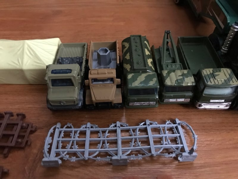 Army Lot 1