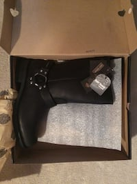 Harley Davidson leather boots new
