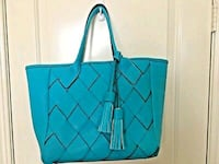 Charming Charlie Teal Purse Hagerstown, 21740