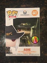 Funko Pop Overwatch Ashe Blizzcon Exclusive Toronto, M8W 3P1