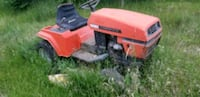orange and black aries hydrolic driven tractor  Langley, V3A 6L2