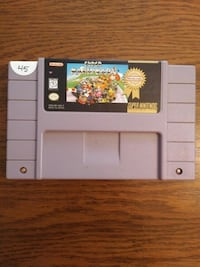 Super Mario Kart for SNES  Vaughan, L4L